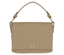 Satchel Bag Tara Shoulder Cashmere Beige