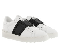 Sneakers Bicolor White/Black