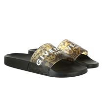 Sandalen & Sandaletten Marble Flat Sandals