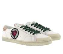 Signature Court Surf Sneakers White / Multicolor Sneakers