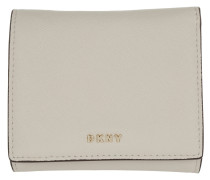 Bryant Park Trifold Carryall Wallet Blush Grey beige