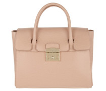 Metropolis Tote Bag Medium Moonstone
