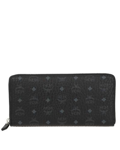 Visetos Original Zipped Wallet Large Black