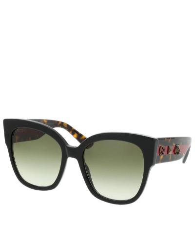 Sonnenbrille GG0059S 55 001 braun