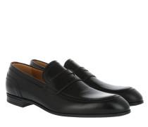 Shezan Loafer Black Schuhe
