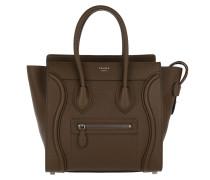 Tasche - Micro Luggage Handbag Moss Green