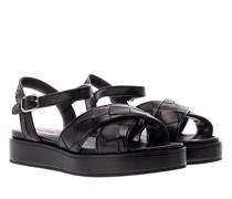 Sandalen & Sandaletten Daisy Plattform Sandals