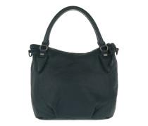 Gina Shoulder Bag Dark Blue Tote