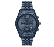 Mens Watch Lexington Blue Metallic Armbanduhr
