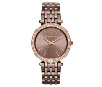 Ladies Darci Watch Sable-Tone Armbanduhr