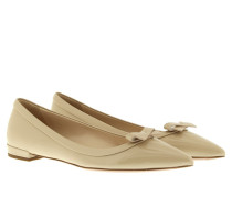 Calzature Donna Vernice Travertino