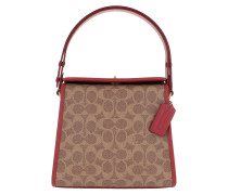 Tote Turnlock Shoulder Bag Jasper