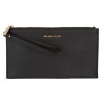 Tasche - Mercer LG Zip Clutch Leather Black
