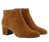 Boots Marylin Ankle Boot Dark Brown