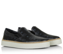 Loafers & Slippers - Visetos Slip On Black
