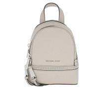 Messenger XS Backpack Cement Rucksack