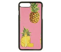 Phone Cover 7 Plus Dauphine Stampa Frutta E Fiori Ananas FDO Handy Hülle