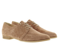 Loafers & Slippers - Ismene Derby Lace Brown