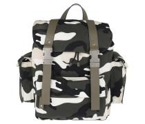 Rockstud Backpack Olive/Multi Rucksack grün