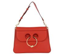 Medium Pierce Bag Scarlet Umhängetasche