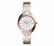 Uhr Gabby Three-Hand Date Stainless Steel Watch