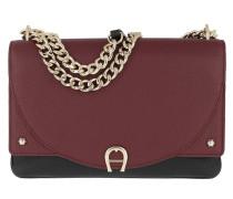 Umhängetasche Handle Bag Burgundy