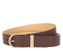 Gürtel Casual Belt Java Brown