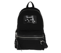 Rucksack The Rock Backpack Black