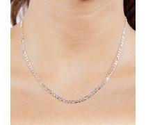 Halskette Medium Figaro 45cm Necklace