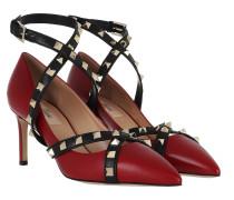 Studwrap Pumps 75 Red/Black
