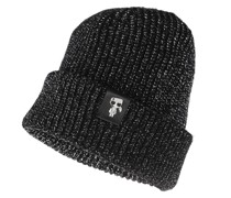 Caps K/Ikonik 3d Pin Beanie Black