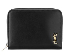 Portemonnaie YSL Wallet Leather Nero