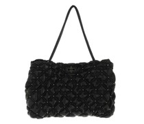 Tote Medium SpikeMe Bag Quilted Leather