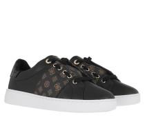 Sneakers Rejeena Active Sneaker Black Brown