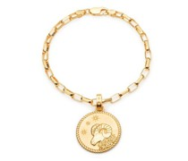 Armband Statement Aries Zodiac Art Coin Bracelet S/M