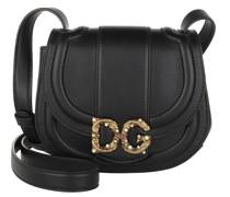 Umhängetasche DG Amore Saddle Bag Black