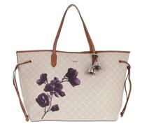 Shopper Cortina Fiori Lara Shopping Bag Beige
