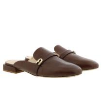 Schuhe 1927 Slipper T.20 Cognac H