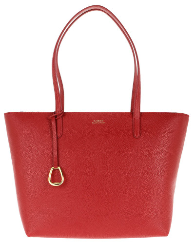 Tote Top Zip Medium Tote Red/Navy rot