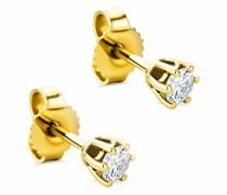 Ohrringe 14KT 0.25ct Diamond Earring
