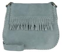 EstherE Vintage Shoulder Bag New Night Blue Light Umhängetasche