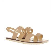 Sandalen Sandal Vitello Sabbia