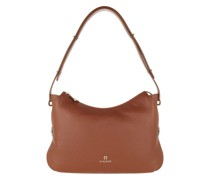 Hobo Bag Mini Cognac