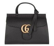 Marmont GG Cellarius Black Satchel schwarz