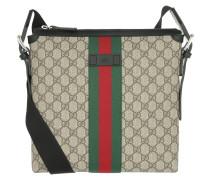GG Supreme Men's Bag Messenger /Nero/Verve