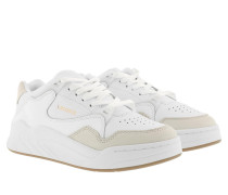 Sneakers Court Slam White Gum