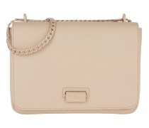 Lucy Medium Umhängetasche Bag Tan Brown beige