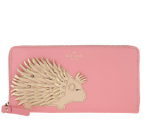 Baja Bound Porcupine Applique Lacey Wallet Multi Portemonnaie gold