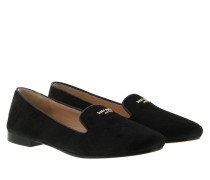 Schuhe Torte Loafers Black
