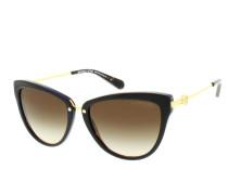 MK 0MK6039 56 314713 Sonnenbrille braun